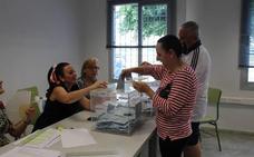 La participación en las elecciones supera ya el 40% en El Ejido