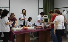 El Centro de Salud de Ejido Norte promociona los hábitos de vida saludables