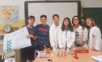 El IES Murgi y el colegio Padre González Ros de Sorbas estrechan lazos educativos