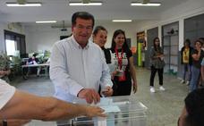 Alarcón se ofrece como aspirante a alcalde sabiendo que estará en la oposición