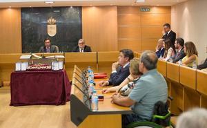 Góngora habla de un municipio que va a crecer en los próximos cuatro años en su primer discurso como nuevo alcalde