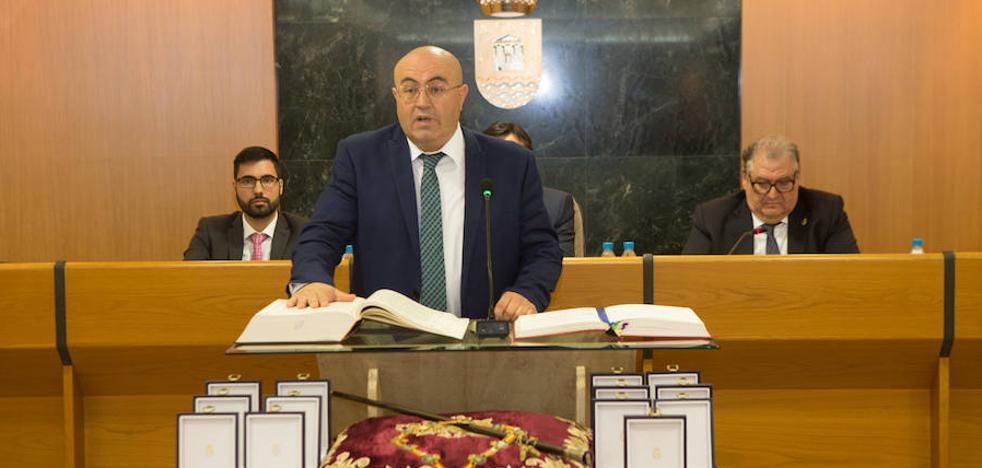 Juan José Bonilla obtiene acta de diputado en Almería