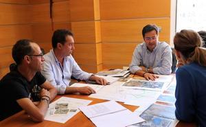 El gobierno local comienza a trabajar en el proyecto de puesta en valor de Ciavieja