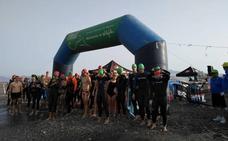 La costa se prepara para acoger la travesía a nado 'Almeriswim 2019'