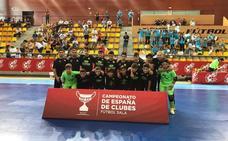 El CD El Ejido cae ante El Pozo en la final del Campeonato de España