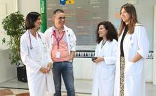 El Poniente inicia un proyecto prenatal para orientar a los padres de bebés con patologías en el embarazo