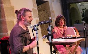 El Castillo de Guardias Viejas respira arte con el Encuentro de Teatro Breve