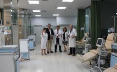 El Hospital de Día Médico del Poniente duplicará en solo un año el número de procesos asistenciales