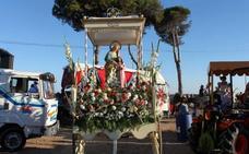 Los núcleos de Tarambana y Guardias Viejas inician sus fiestas de Santa Ana y Santiago