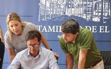 El gobierno local inicia la expropiación de un cortijo en el Yacimiento de Ciavieja