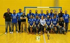 El Balonmano Cantera Sur El Ejido repetirá en la Segunda División Nacional