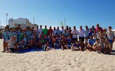 El CD El Ejido alevín logra la medalla de bronce en el Campeonato de España