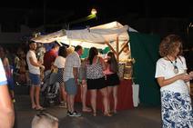 El mercado de 'Mil y una Estrellas' hace parada en Almerimar