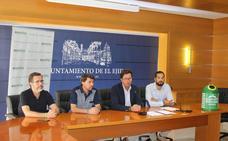 El Ejido se suma a la campaña de reciclaje lanzada por Ecovidrio 'Banderas Azules'