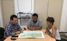 El concejal de Agricultura inicia una ronda de contactos con las comunidades de regantes