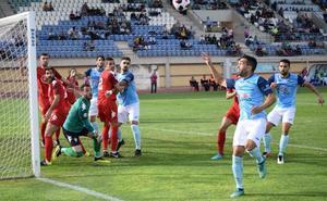 José Antonio, la pasada Liga en el Huércal Overa, nuevo defensa para el CD El Ejido