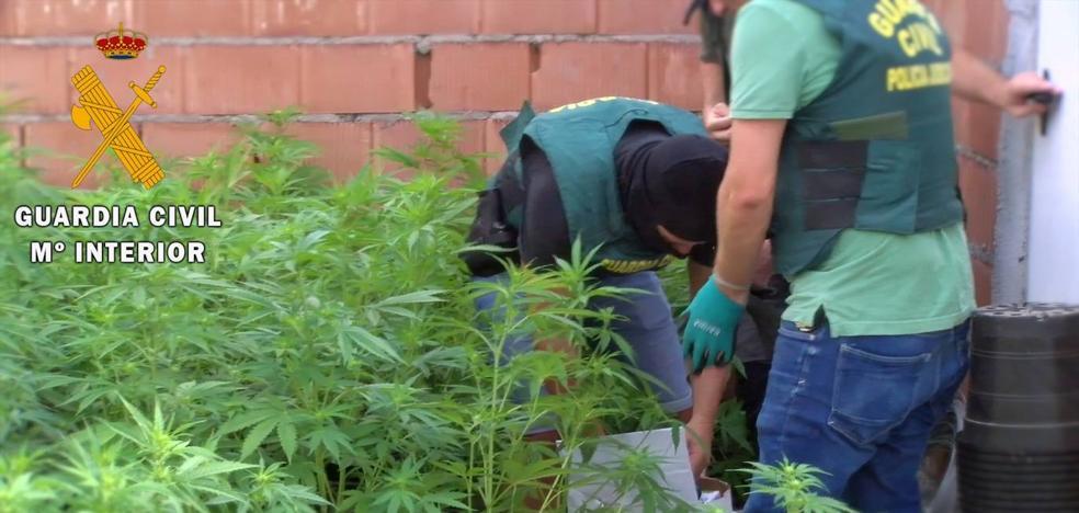 Dos nuevos detenidos por la marihuana hallada en el Pozo de la Tía Manolica
