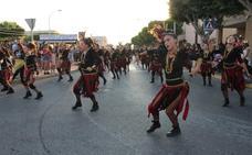 San Agustín baila al son del Encuentro Comarcal de Bandas