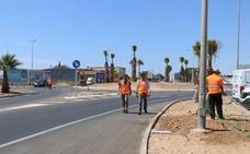 Nueva imagen de la avenida El Treinta