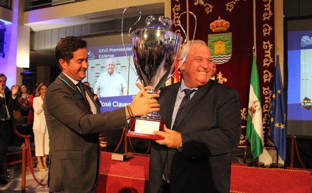 27 años entregando los Premios Anuales al Deporte Ejidense