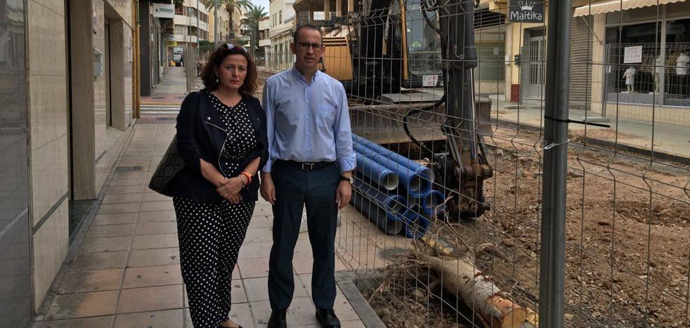 Ciudadanos denuncia tala indiscriminada de árboles en el centro de El Ejido