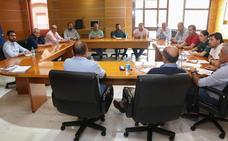 El alcalde establece la línea de trabajo con las Juntas Locales de los núcleos