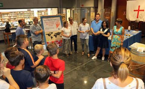 La Biblioteca acoge una muestra de la 'Primera Vuelta al Mundo de Magallanes'