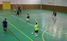 Últimos días para apuntarse a la Liga de Fútbol Sala del Instituto Municipal de Deportes
