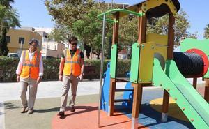 Abren seis parques infantiles renovados