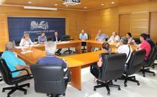 El gobierno analiza el anteproyecto para Balerma con agricultores de Las Cuevecillas