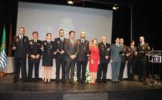 La Policía Nacional celebra en El Ejido la festividad de los Santos Ángeles Custodios con la entrega de 8 distinciones