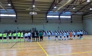 El CD El Ejido femenino gana remontando al Atlético Torcal