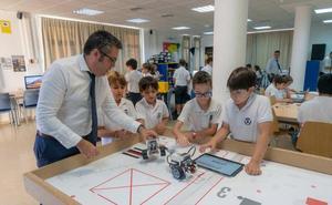 El Sek Alborán recibe el reconocimiento 'Microsoft Showcase School'