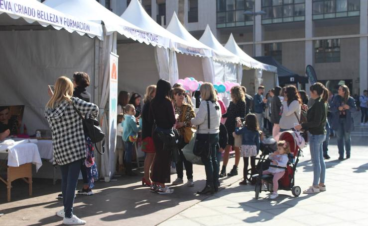 El Ejido vive su I Feria de Innovación y Comercio