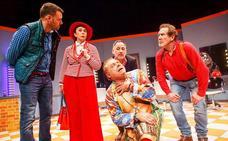 La obra 'Por los pelos' traerá las risas al Auditorio de El Ejido