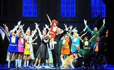 El musical Annie llenará de sueños, ternura y emoción el Auditorio de Roquetas el 8 de febrero