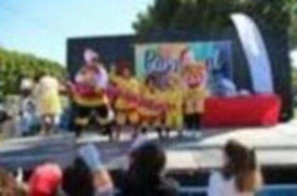El Ejido vive su día grande de Carnaval