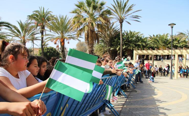 Balerma centraliza los actos del Día de Andalucía en El Ejido