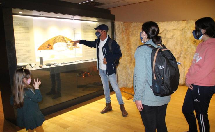 Visita teatralizada para conocer el patrimonio cultural