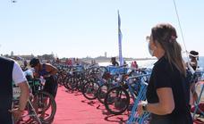 El programa deportivo estival echa el cierre con el Triatlón Cross Súper Sprint