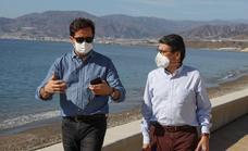 El PP exige al Gobierno la protección de la playa de Balerma y Guardias Viejas