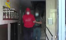 Detenido en Cádiz un depredador sexual de menores que ya fue condenado a 25 años en Almería por un hecho similar