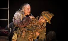«El personaje de Rey Lear es tan frágil al final que es muy difícil que lo haga un actor»