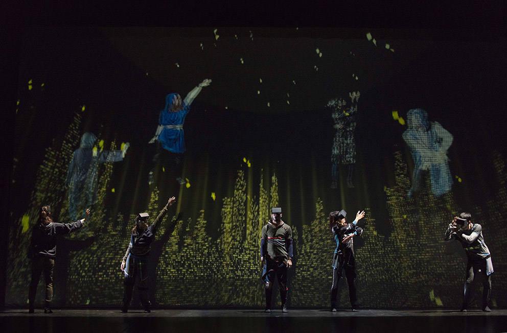 El Lago de los Cisnes llega al Auditorio en una sugerente propuesta en 3D