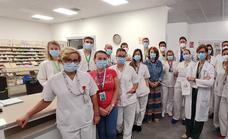 El Área de Farmacia del Hospital Poniente se posiciona en referente andaluz en calidad