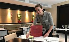 «Un camarero no puede molestar, el protagonismo te lo da la excelencia»