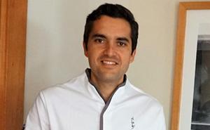 Juan José Carmona, uno de los chefs más jóvenes y con más proyección