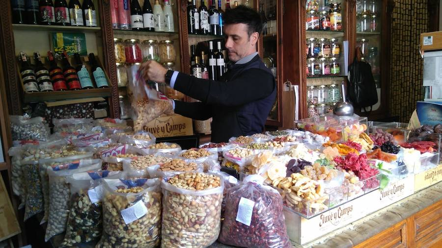 Dónde comprar a granel en Granada
