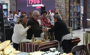 Tarde de buen ambiente en Granada Gourmet