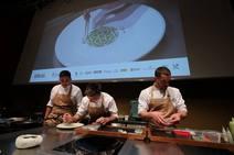 La cocina granadina emergente, a escena